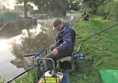 Saracens Head Angling Group Match